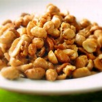 Honey-Roasted Peanuts