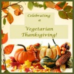 Vegetarian Thanksgiving –  Recipe Carnival