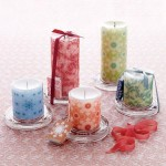 Easy Candle Crafts for the Holiday Season