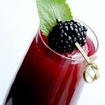 Blackberry Bellini