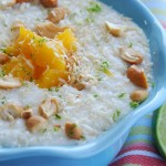 Tropical Coconut Rice Pudding
