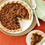 Orange Pecan Pie – Dare To Be Different!