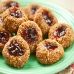 No-Bake & Healthy Thumbprint Cookies
