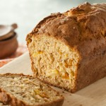 Pineapple & Mango Quick Bread