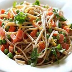 Linguine With Lemon Mascarpone Sauce