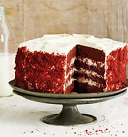 Red Velvet Cake | Fun as well as Food Cafe