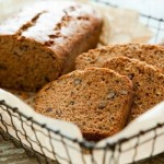 Whole Grain Zucchini Bread