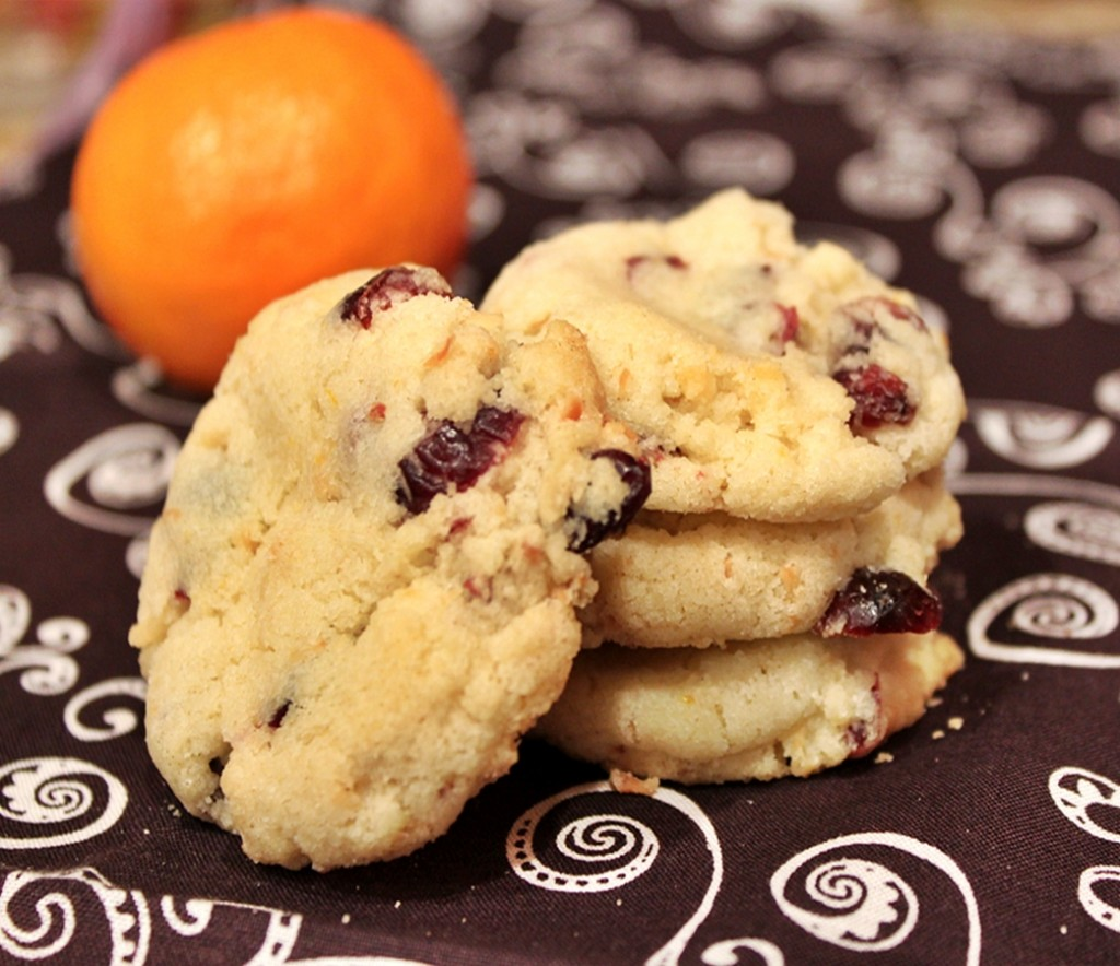 Cranberry-Orange-Cookies