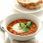 Red Lentil & Mixed Vegetable Soup