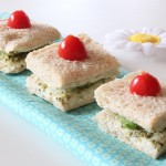 Cucumber-Cream-Cheese-Pesto-Sandwiches