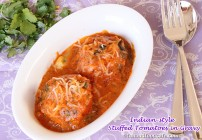 Stuffed-Tomatoes-in-Gravy