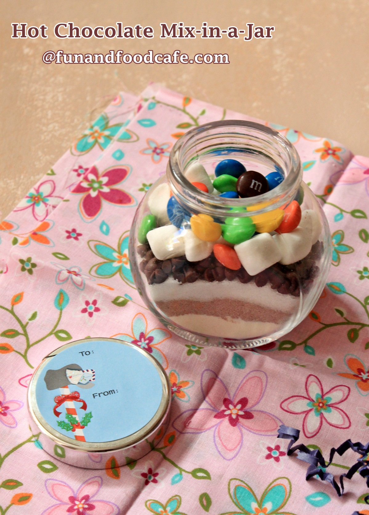 Hot Cocoa Mix-In-a-Jar