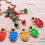 Edible Holiday Table Lights