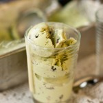 Avocado & Chocolate Chip Semi Freddo