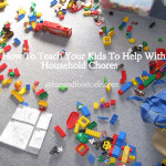 How To Get Your Kids To Help With Household Chores?
