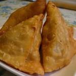 Crispy Aloo Samosas