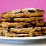 Blueberry Pancakes – Healthy Weekend Breakfast