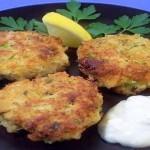 Vegetarian Crab Cakes Recipe (with Zucchini )