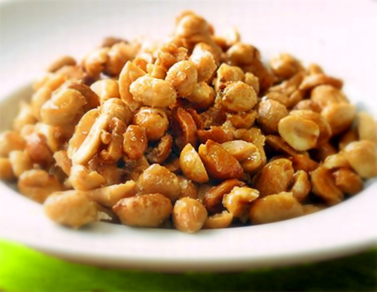 How To Make Honey Roasted Peanuts At Home