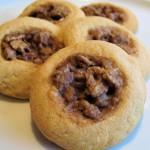 Pecan Pie Shortbread Cookies