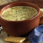 Spinach & Cheese Soup