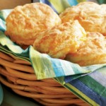 Warm & Flaky Cheese Biscuits