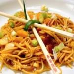 Spicy Asian Hakka Noodles (Stir Fry Noodles)