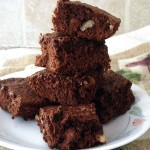 Sinfully Good Cocoa Brownies
