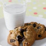 Fat & Chewy Chocolate Chip Cookies
