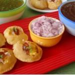 Homemade Pani Puri (Golgappas)