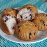 Moist & Fuss-Free Berry Muffins