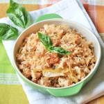 Vegetable Tofu Fried Rice