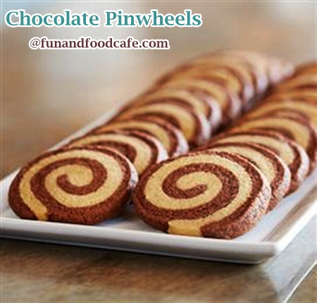 chocolate pinwheel cookies - photo #12