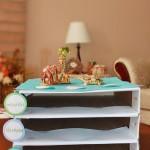 DIY: Recycled Cardboard Organizer