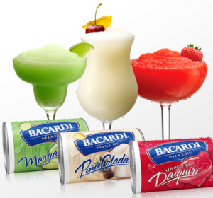 frozen drink machine recipes