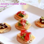 Sweet & Savory Cracker Bites