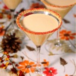 Deliciously Simple Pumpkin Pie Martini