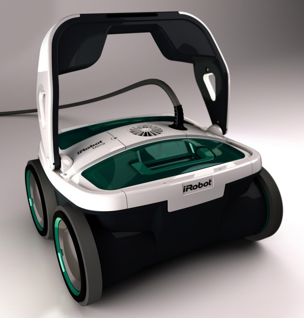 iRobot-mower