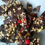10-Minute Chocolate Peppermint Bark Recipe For The Holiday Season