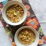 Creamy Brown Rice Pudding