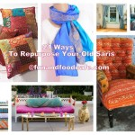 21 Ways to Repurpose Your Favorite Old Sarees