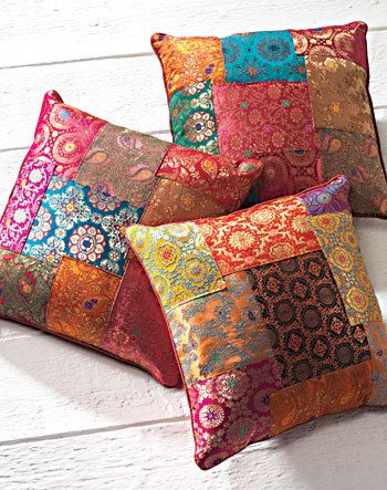 saree-pillow-covers