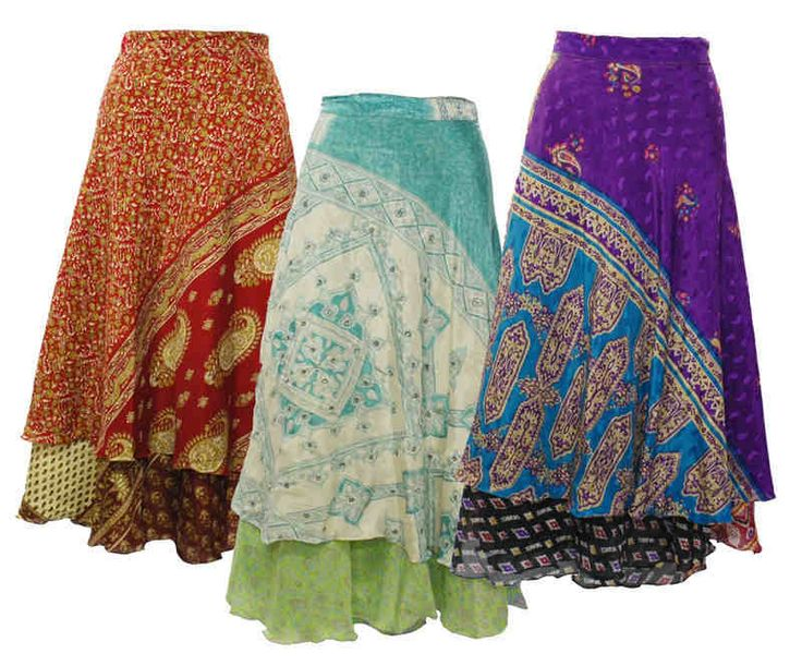 saree-skirt