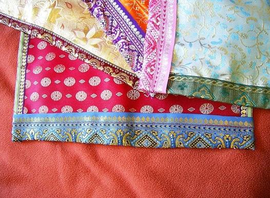 sari-placemats