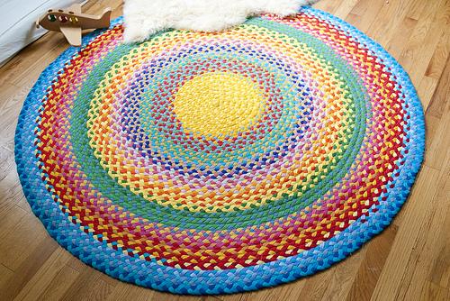 70 T Shirt Rug Ideas The Funky Stitch