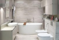 modern bath ideas