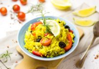 vegetable-rice